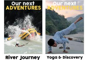 River & Yoga